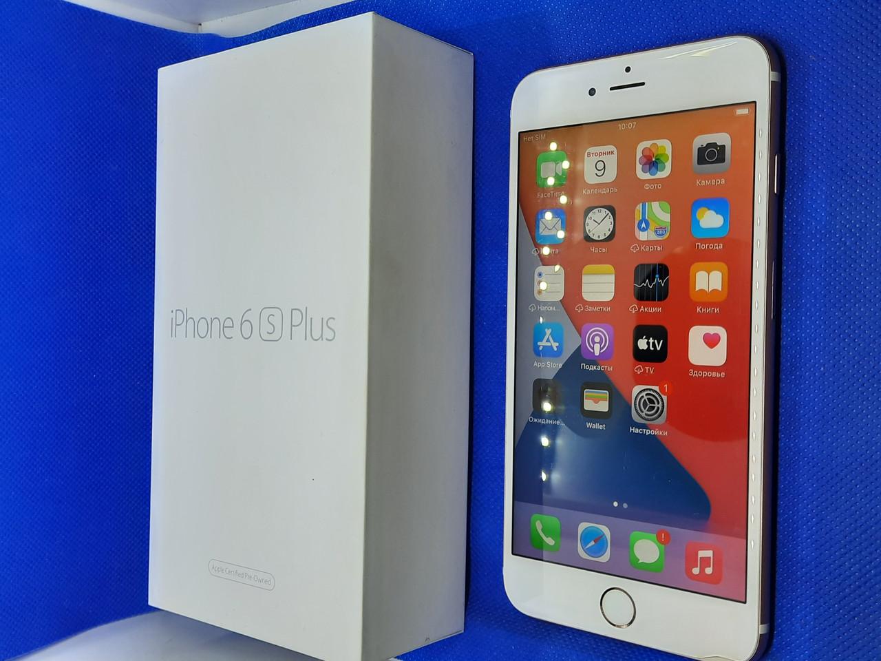 Apple iPhone 6s Plus 16GB Rose Gold #1340-1
