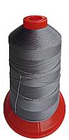 Нитки швейные Полиарт № 20 цвет серый (код 777)