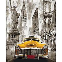 """Розпис по номерах - """"Таксі Нью-Йорка"""" (КНО3506)"""