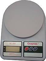 Электро весы цифровые до 7000 грамм