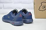 Підліткові кросівки весна/літо сітка сині Restime, фото 2