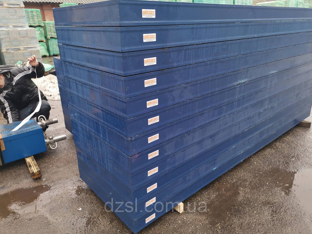 Щити для стіновий опалубки 1200 х 3000 (мм)
