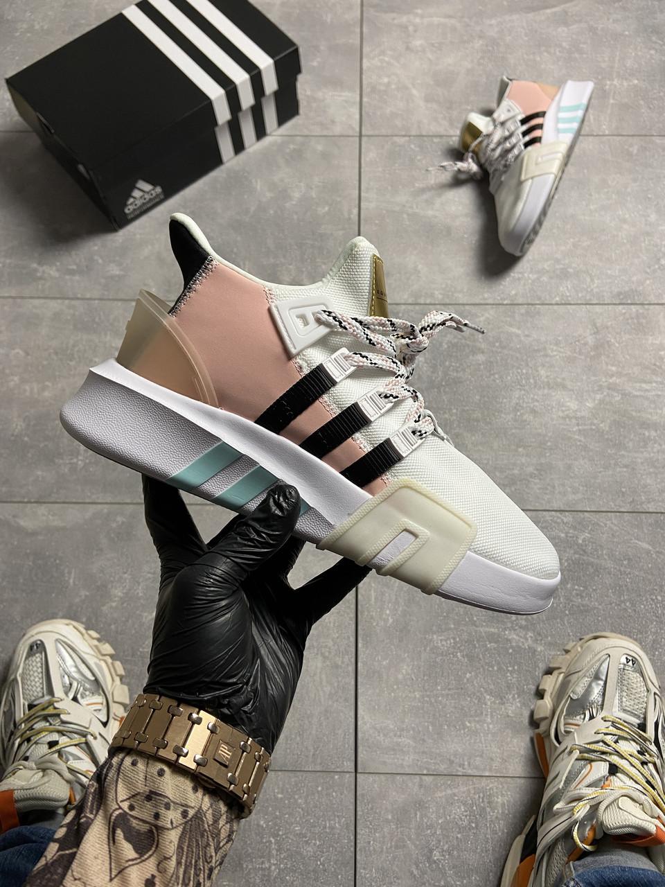 Adidas EQT Bask ADV Pink White (Білий)