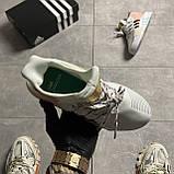Adidas EQT Bask ADV Pink White (Білий), фото 6