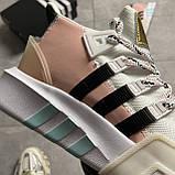 Adidas EQT Bask ADV Pink White (Білий), фото 4