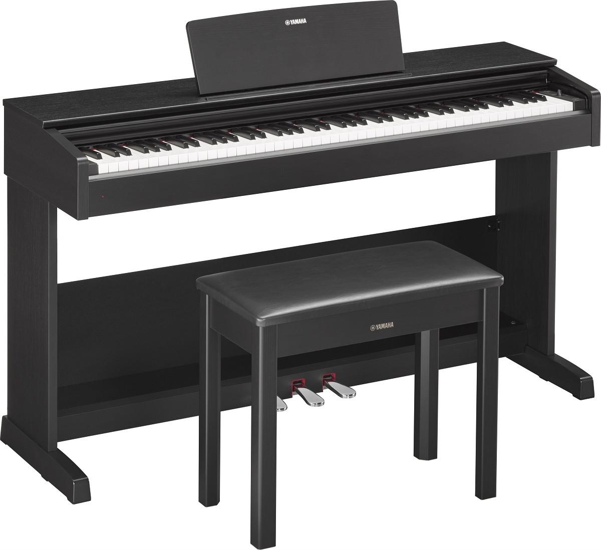 Цифрове піаніно YAMAHA ARIUS YDP-103 (Black)