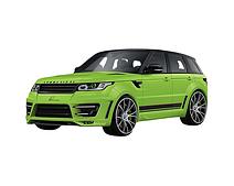 Land Rover Range Rover Sport 3 (2014 - ... )