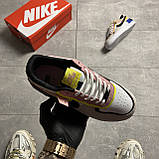 Nike Air Force Shadow Barely Volt (Білий), фото 2