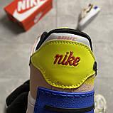 Nike Air Force Shadow Barely Volt (Білий), фото 3