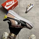 Nike Air Force Shadow Barely Volt (Білий), фото 4