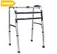 Ходунки шагающие арт.10188 складные медицинские алюминиевые для инвалидов, взрослых (пожилых), фото 2