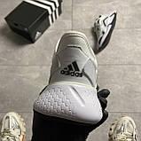 Adidas Alphabounce Instinct White Grey (Білий), фото 3