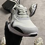 Adidas Alphabounce Instinct White Grey (Білий), фото 4