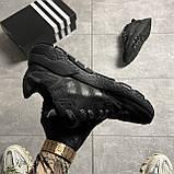Adidas Nite Jogger Triple Black (Чорний), фото 5
