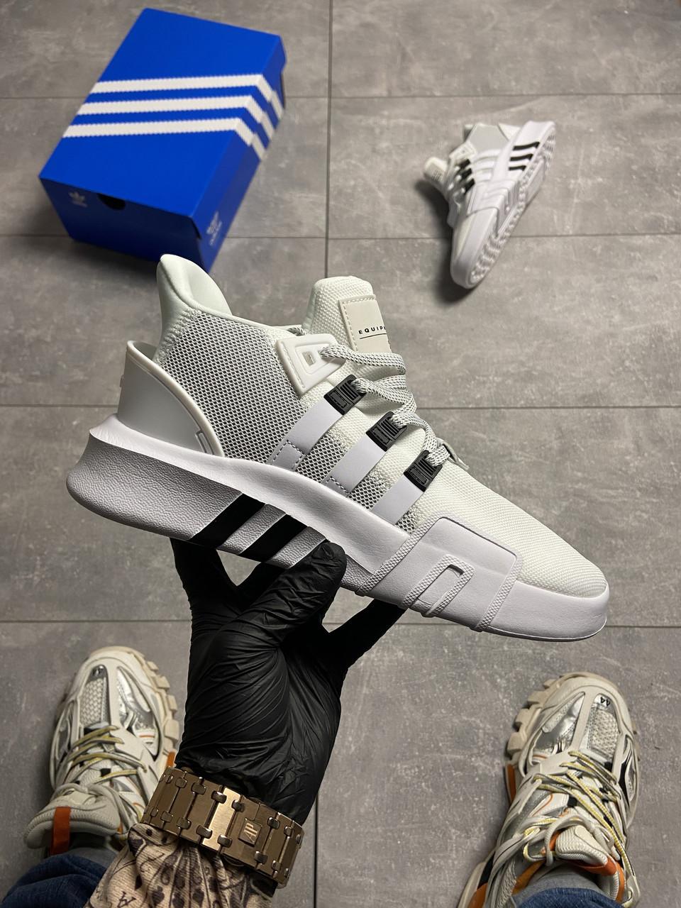 Adidas Equipment EQT Bask White (Білий)