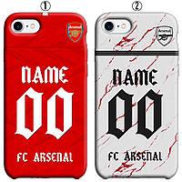 Именной Чехол на IPhone 6 plus/ 6s plus Арсенал