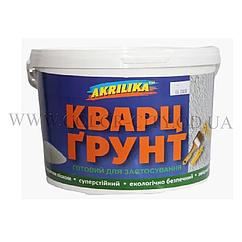 Кварцевый грунт Akrilika 14 кг