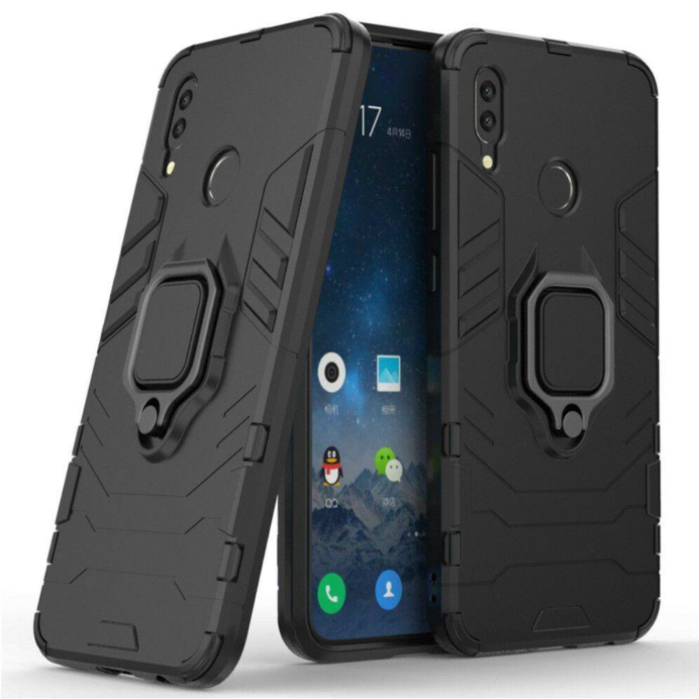 Накладка MiaMI Armor 2.0 for Huawei Y6P Black