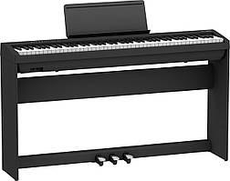 Цифровое пианино Roland FP-30X + стойка и педальный блок