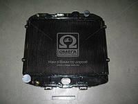 Радіатор водяного охолодження УАЗ 3-х рядний двигун УМЗ 409, 417 (вир-во ШААЗ) 3160-1301010