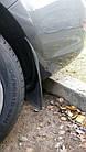 Бризковики для OPEL Astra J ST (13-) задні 2 шт Опель, фото 3