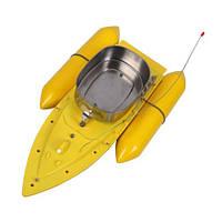 Кораблик для рыбалки Торнадо 5 T10 - Tornado  карповый для завоза прикормки и снастей