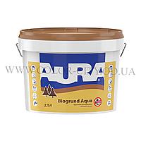 Грунтовка для дерева Aura Biogrund Aqua 2,5л