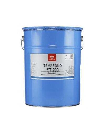 Краска грунтовочная Темабонд СТ 200 Tikkurila Temabond ST 200 металлик