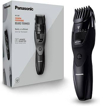 Триммер Panasonic ER-GB43 с 19 настройками длины (0,5-10 мм), включая зарядную станцию черный