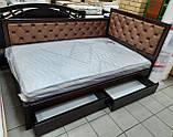 """Кровать угловая """"Стелла"""", фото 2"""