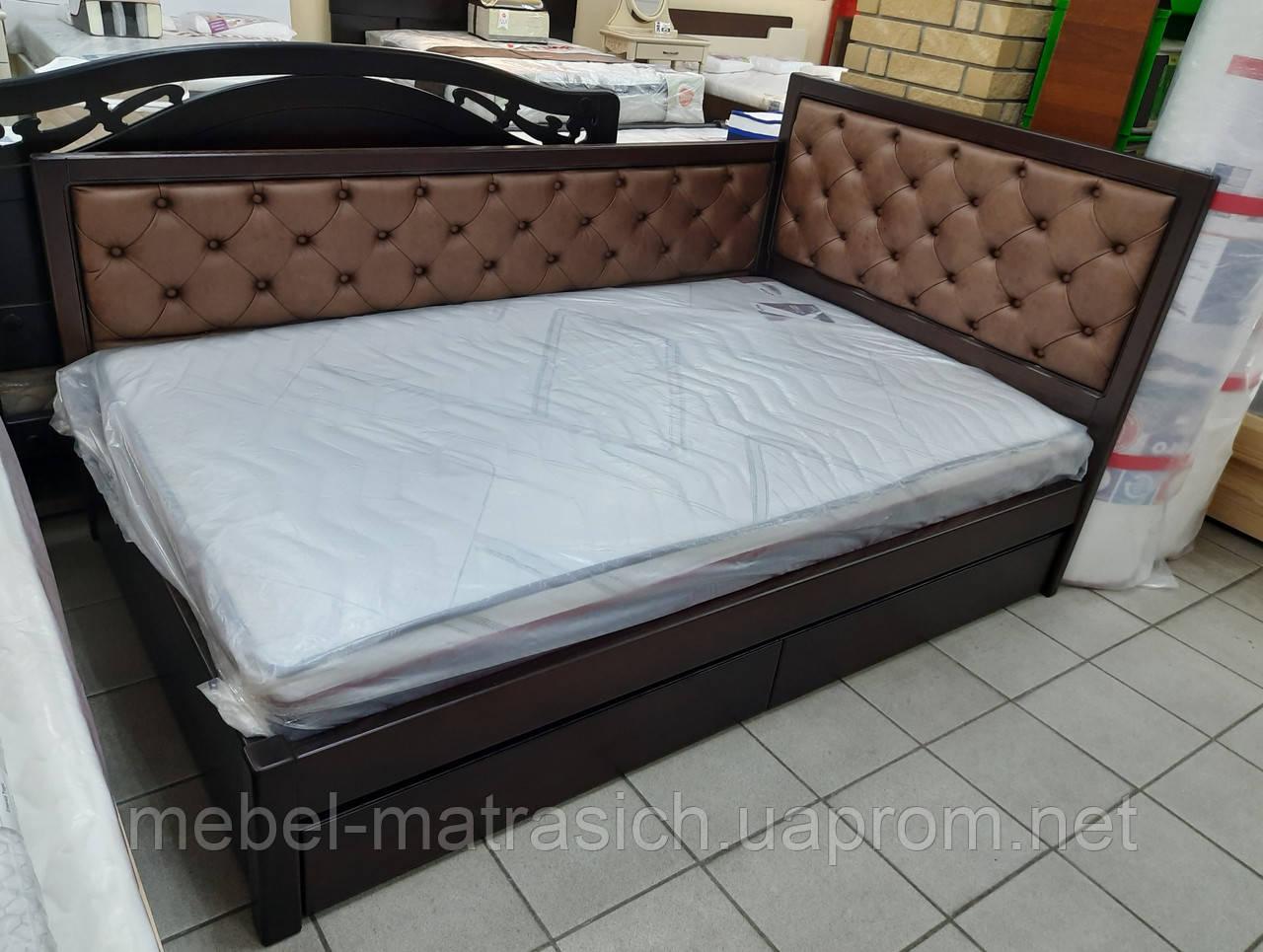 """Кровать угловая """"Стелла"""""""