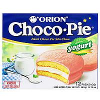 Пирожное Orion ChocoPie Yogurt 12 шт / 360 г