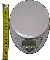 Электро весы цифровые до 5000 грамм