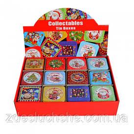 Коробка новогодняя Winter fairy tale SKL79-223199