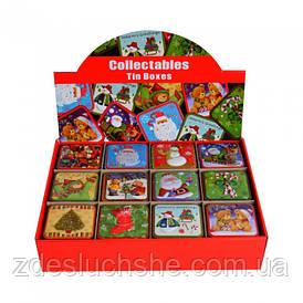 Коробка новогодняя Winter fairy tale SKL79-223200
