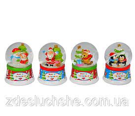 Снігова куля новорічний SKL11-208840