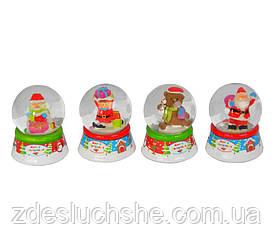 Снігова куля новорічний SKL11-208841