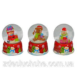 Снігова куля новорічний SKL11-208842