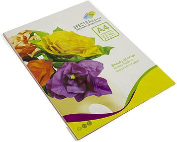 """Папір кольор. А4 80г/м паст. 5х10 Spectra Color-Rainbow Pack Light IT 82""""Т""""(50шт)(22)(25)"""