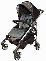 Детская коляска прогулочная Carita black черный