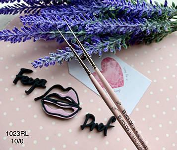 Пензлик для розпису 10/0 KOLOS синтетика Flamingo 1023RL