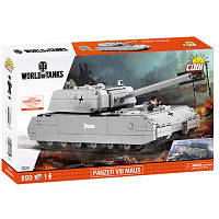 Конструктор COBI World Of Tanks Maus, 900 деталей