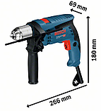 Дрель ударная Bosch GSB 13 RE Professional, фото 2