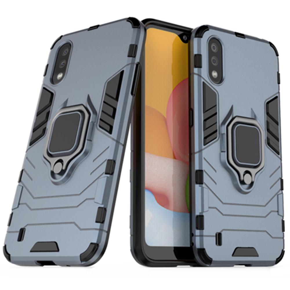 Накладка MiaMI Armor 2.0 for Samsung A015 A01 Grey
