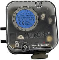 Датчик давления Dungs LGW 3 A2 (Пресостат LGW3 A2), фото 1
