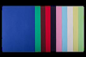 Набор цветной бумаги для печати 80г / м2, BUROMAX, DARK+PASTEL