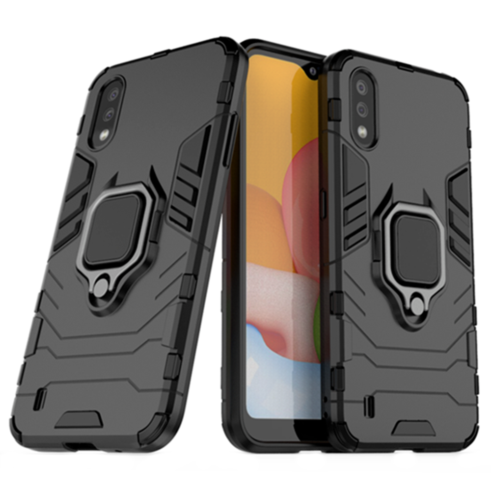 Накладка MiaMI Armor 2.0 for Samsung A105 A10 Black