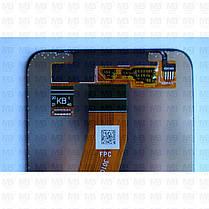Дисплей с сенсором Samsung A025 Galaxy А02s Black, GH81-18456A, оригинал без рамки!, фото 3