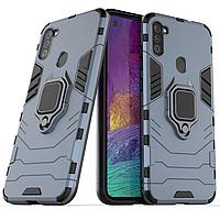 Накладка MiaMI Armor 2.0 for Samsung A115 A11 M115 M11 Grey
