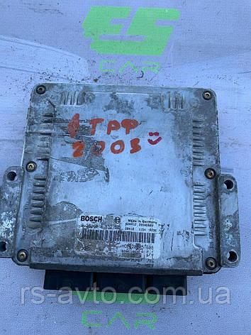 Блок управління двигуном RENAULT TRAFIC 1.9 DCI 0281010632, фото 2
